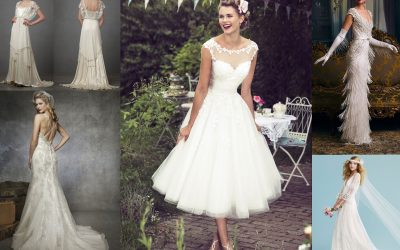Wedding Dresses Through The Ages